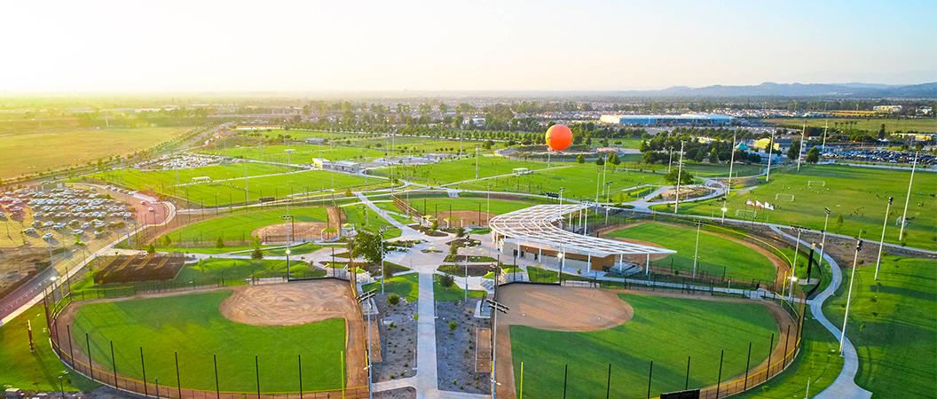 Orange County Great Park | Broker Julie Zhou 周昱
